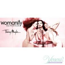 Thierry Mugler Womanity Eau pour Elles EDT 80ml за Жени БЕЗ ОПАКОВКА