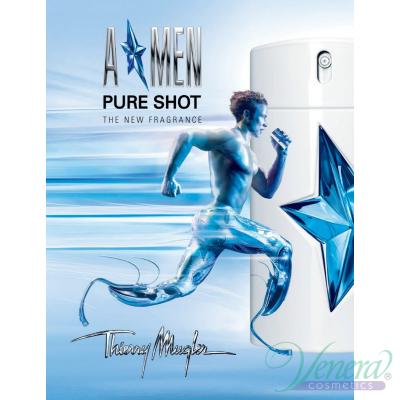 Thierry Mugler A*Men Pure Shot EDT 100ml за Мъже БЕЗ ОПАКОВКА За Мъже