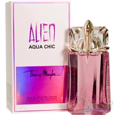 Thierry Mugler Alien Aqua Chic EDT 60ml за Жени Дамски Парфюми