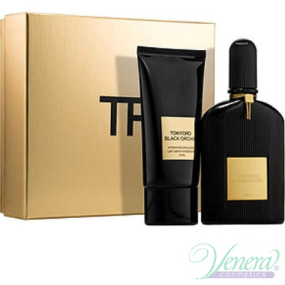 Tom Ford Black Orchid Комплект (EDP 50ml + Hydrating Emulsion 75ml) за Жени