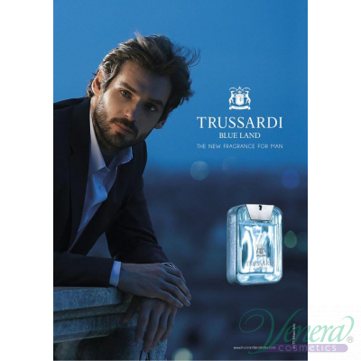 Trussardi Blue Land Deo Stick 75ml за Мъже