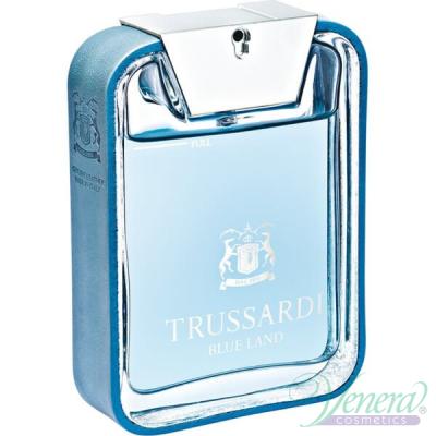 Trussardi Blue Land EDT 100ml за Мъже БЕЗ ОПАКОВКА Мъжки Парфюми без опаковка