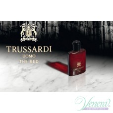 Trussardi Uomo The Red Set (EDT 50ml + SG 100ml) за Мъже