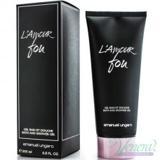 Ungaro L'Amour Fou Shower Gel 200ml за Жени