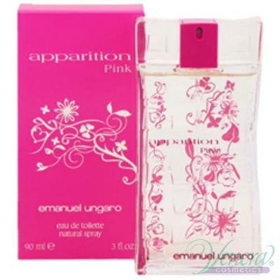 Ungaro Apparition Pink EDT 90ml за Жени