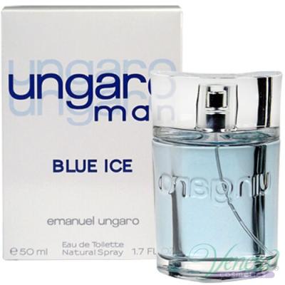 Ungaro Blue Ice EDT 50ml за Мъже Мъжки Парфюми