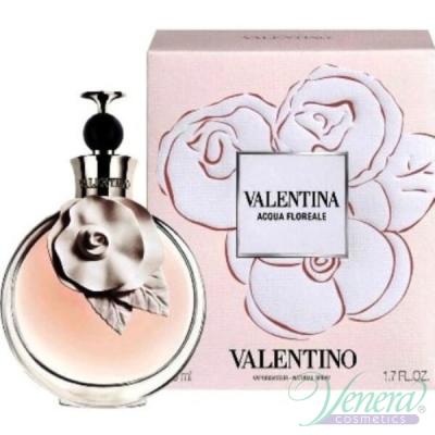 Valentino Valentina Acqua Floreale EDT 50ml за Жени Дамски Парфюми