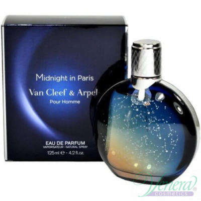 Van Cleef & Arpels Midnight in Paris EDP 75ml за Мъже