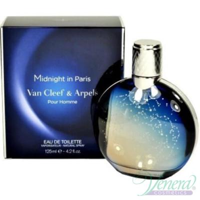 Van Cleef & Arpels Midnight in Paris EDT 125ml за Мъже Мъжки Парфюми
