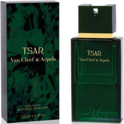 Van Cleef & Arpels Tsar EDT 100ml за Мъже Мъжки Парфюми
