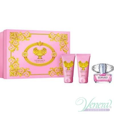 Versace Bright Crystal Комплект (EDT 50ml + BL 50ml + SG 50ml) за Жени