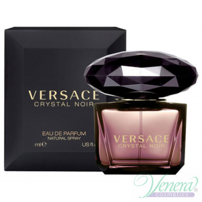 Versace Crystal Noir EDP 50ml за Жени Дамски Парфюми