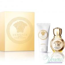 Versace Eros Pour Femme Комплект (EDP 30ml + Body Lotion 50ml) за Жени