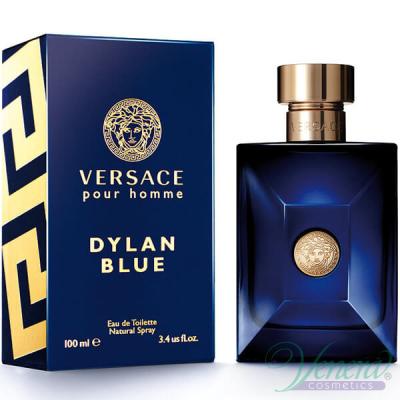 Versace Pour Homme Dylan Blue EDT 30ml за Мъже Мъжки Парфюми