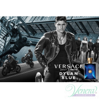 Versace Pour Homme Dylan Blue Set (EDT 100ml + EDT 30ml) for Men Men's Gift sets