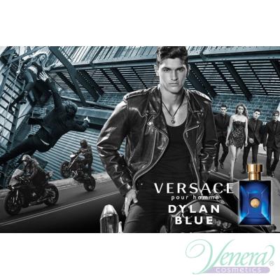 Versace Pour Homme Dylan Blue Комплект (EDT 100ml + EDT 30ml) за Мъже Мъжки Комплекти