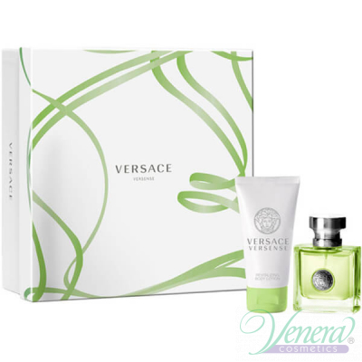 Versace Versense Комплект (EDT 30ml + BL 50ml) за Жени
