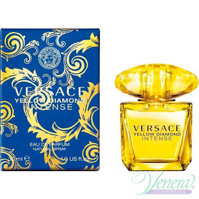 Versace Yellow Diamond Intense EDP 30ml за Жени Дамски Парфюми