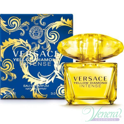 Versace Yellow Diamond Intense EDP 90ml за Жени Дамски Парфюми