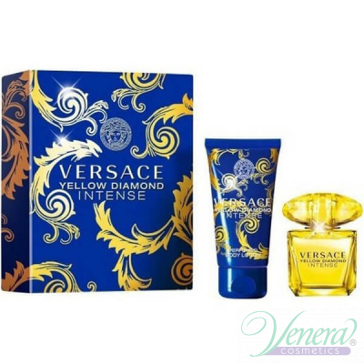 Versace Yellow Diamond Intense Комплект (EDT 30ml + BL 50ml) за Жени