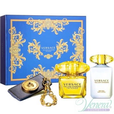 Versace Yellow Diamond Intense Комплект (E...