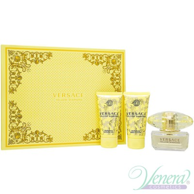 Versace Yellow Diamond Комплект (EDT 50ml ...