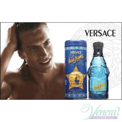 Versace Blue Jeans EDT 75ml за Мъже