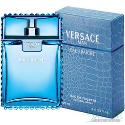 Versace Man Eau Fraiche EDT 30ml за Мъже Мъжки Парфюми