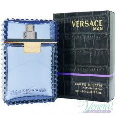 Versace Man EDT 100ml за Мъже
