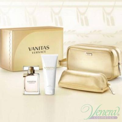 Versace Vanitas Комплект (EDP 100ml + BL 100ml + Bags) за Жени За Жени