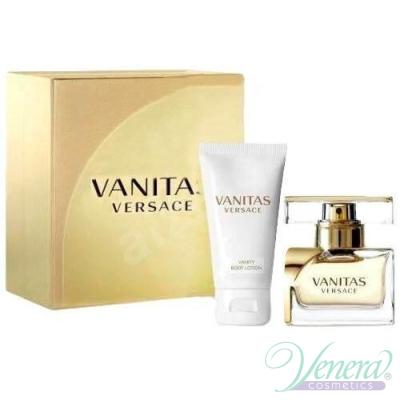 Versace Vanitas Комплект (EDP 100ml + BL 100ml) за Жени
