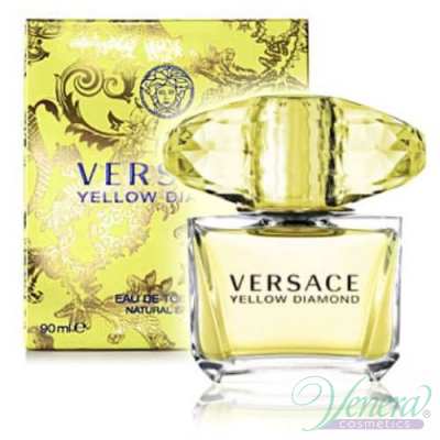 Versace Yellow Diamond EDT 90ml за Жени