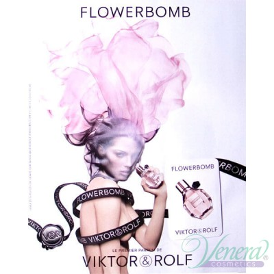 Viktor & Rolf Flowerbomb EDP 100ml за Жени БЕЗ ОПАКОВКА За Жени