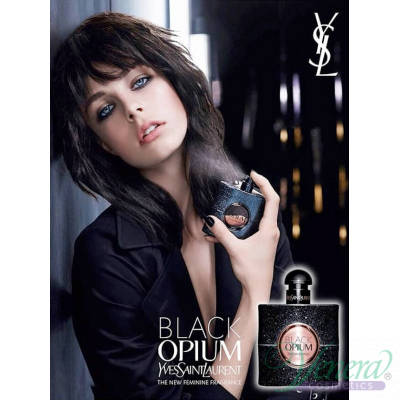 YSL Black Opium Set (EDP 30ml + Mascara 2ml) for Women Women's Gift sets