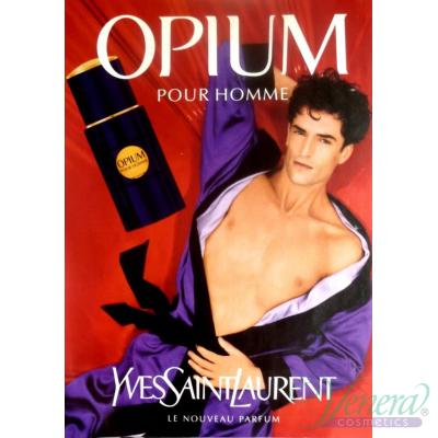 YSL Opium Pour Homme EDT 100ml за Мъже