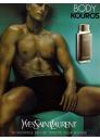 YSL Body Kouros EDT 100ml за Мъже Мъжки Парфюми
