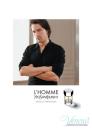 YSL L'Homme EDT 60ml за Мъже Мъжки Парфюми