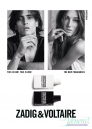 Zadig & Voltaire This is Him Комплект (EDT 100ml + SG 50ml + SG 50ml) Be Rock! за Мъже