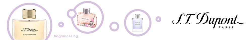 S.T. Dupont Perfumes
