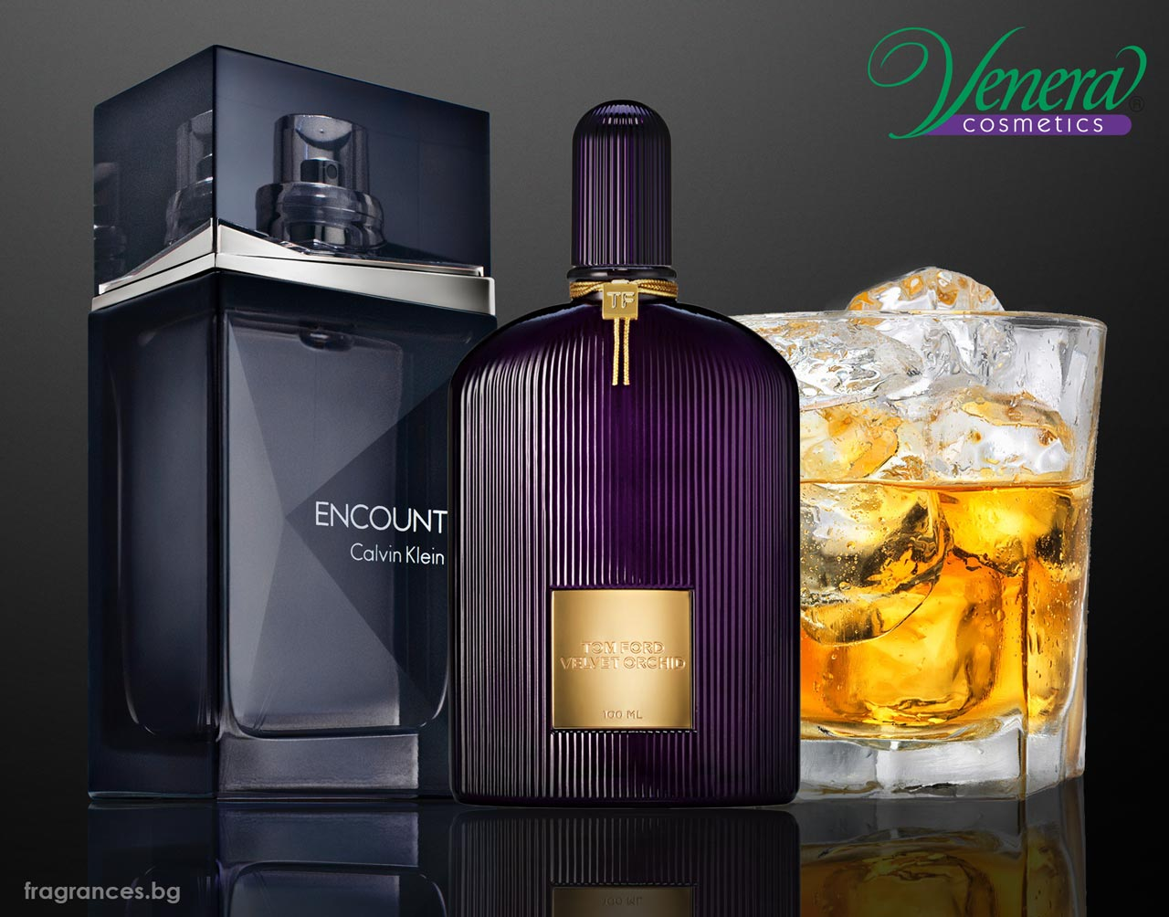 Perfumes with rum note